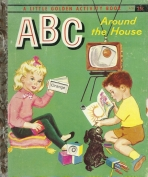 <h5>ABC Around the House #A18 (1957)</h5>