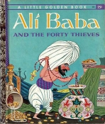 <h5>Ali Baba and the Forty Thieves #323 (1958)</h5><p>Folk Tales</p>
