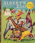<h5>Albert's Zoo #112 (1951)</h5><p>A Stencil Book </p>