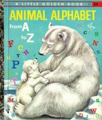 <h5>Animal Alphabet from A to Z #349 (1958)</h5>