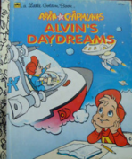 <h5>Alvin's Daydreams #107-73 (1990)</h5><p>Alvin and the Chipmunks; TV</p>