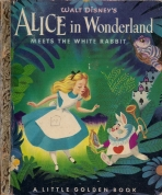 <h5>Alice in Wonderland Meets the White Rabbit #D19 (1951)</h5><p>Alice in Wonderland; Disney; Film</p>