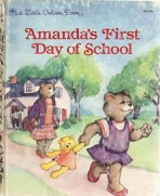 <h5>Amanda's First Day of School #204-56 (1985)</h5>