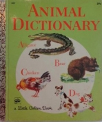 <h5>Animal Dictionary #379 (1960) (#533, 1977)</h5>