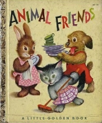<h5>Animal Friends #167 (1953) (#560, 1975)</h5>