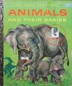 <h5>Animals and Their Babies #A29 (1959)</h5>