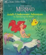 <h5>Ariel's Underwater Adventure #105-82 (1993)</h5><p>The Little Mermaid; Disney; Film</p>