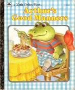 <h5>Arthur's Good Manners #305-58 (1987)</h5>