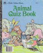 <h5>Animal Quiz Book #309-50 (1987)</h5>