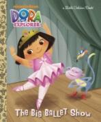 <h5>The Big Ballet Show (2012)</h5><p>Dora the Explorer; Nickelodeon; TV</p>