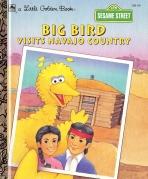 <h5>Big Bird Visits Navajo Country #108-68 (1992)</h5><p>Big Bird; Sesame Street; TV</p>