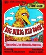 <h5>Big Bird's Red Book #157 (1977) (#108-55, 1990; #108-42, 1993)</h5><p>Big Bird; Sesame Street; TV</p>