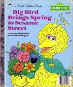 <h5>Big Bird Brings Spring to Sesame Street #108-57 (1985)</h5><p>Big Bird; Sesame Street; TV</p>