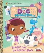 <h5>Boomer Gets His Bounce Back (2013)</h5><p>Doc McStuffins; Disney Junior; TV</p>
