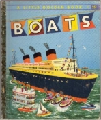 <h5>Boats #125 (1951) (#339; #501)</h5>