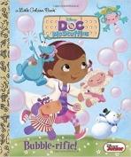 <h5>Bubble-rific! (2014)</h5><p>Doc McStuffins; Disney Junior; TV</p>