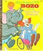 <h5>Bozo and the Hide 'n' Seek Elephant #598 (1968)</h5><p>Bozo the Clown; Larry Harman; TV</p>