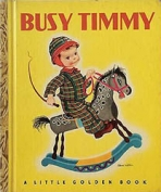 <h5>Busy Timmy #50 (1948) (#452)</h5>