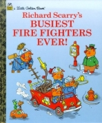 <h5>Busiest Fire Fighters Ever! #208-66 (1993)</h5><p>Richard Scarry; Busy Town</p>