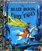 <h5>The Blue Book of Fairy Tales #374 (1959)</h5>
