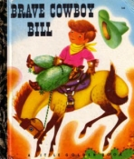 <h5>Brave Cowboy Bill #93 (1950)</h5>