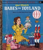<h5>Babes in Toyland (1961) Cover B</h5><p>Disney; Film</p>