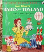 <h5>Babes in Toyland (1961) Cover A</h5><p>Disney; Film</p>