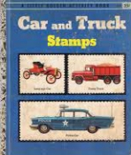 <h5>Car and Truck Stamps #A20 (1957)</h5><p>Activity Book</p>