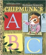 <h5>Chipmunk's ABC #202-68 (1994) </h5><p>Richard Scarry</p>