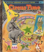 <h5>Circus Time #A2 (1955)</h5><p>Activity Book</p>