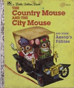 <h5>The Country Mouse and the City Mouse #207-55 (1975)</h5><p>Aesop</p>