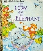 <h5>The Cow and the Elephant #304-48 (1983)</h5>