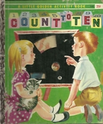 <h5>Count to Ten #A16 (1957) (#A43)</h5><p>Activity Book</p>