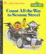 <h5>Count All the Way to Sesame Street (Sesame Street) #221-60 (1990)</h5>