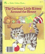 <h5>The Curious Little Kitten Around the House #206-57 (1986)</h5>