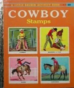 <h5>Cowboy Stamps #A11 (1957)</h5><p>Activity Book</p>