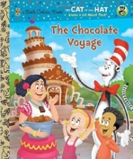 <h5>The Chocolate Voyage (2013)</h5><p>Dr. Seuss; Cat in the Hat; Books</p>