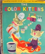 <h5>The Color Kittens #86B (1949) PUZZLE EDITION</h5>