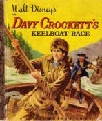 <h5>Davy Crockett's Keelboat Race #D45 (1955)</h5><p>Davy Crockett; Disney; Film</p>