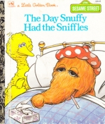 <h5>The Day Snuffy Had the Sniffles #108-59 (1988)</h5><p>Big Bird; Sesame Street; TV</p>