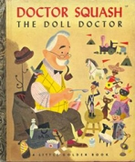 <h5>Doctor Squash the Doll Doctor #157 (1952)</h5>