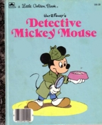 <h5>Detective Mickey Mouse #100-58 (1985)</h5><p>Mickey Mouse; Disney; Film; TV</p>