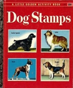 <h5>Dog Stamps #A9 (1955)</h5><p>Stamps; Activity Book</p>