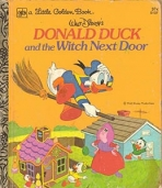 <h5>Donald Duck and the Witch Next Door #D127 (1974)</h5><p>Donald Duck; Disney; Film; TV</p>