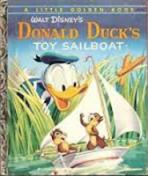 <h5>Donald Duck's Toy Sailboat #D40 (1954) (#102-51)</h5><p>Donald Duck; Disney; Film; TV</p>