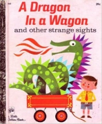<h5>A Dragon in a Wagon and Other Strange Sights #565 (1966)</h5>