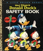 <h5>Donald Duck's Safety Book #D41 (1954)</h5>