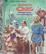 <h5>Dorothy Saves the Emerald City #103-55 (1985)</h5><p>Return to Oz; Film; Books</p>