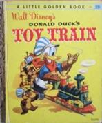 <h5>Donald Duck's Toy Train #D18 (1950)</h5><p>Donald Duck; Disney; Film; TV</p>