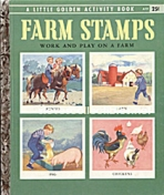 <h5>Farm Stamps #A19 (1957)</h5><p>Stamps; Activity Book</p>